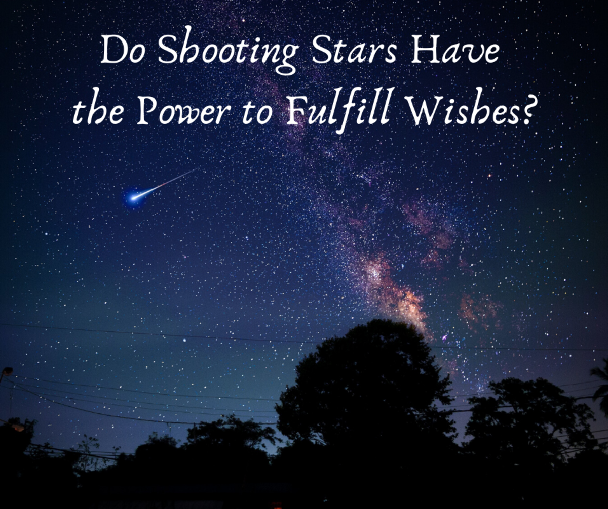 Do Shooting Stars Have the Power to Fulfill Wishes?