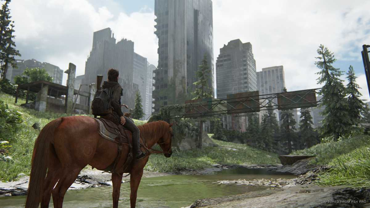 "Screenshot From ""The Last of Us 2"""
