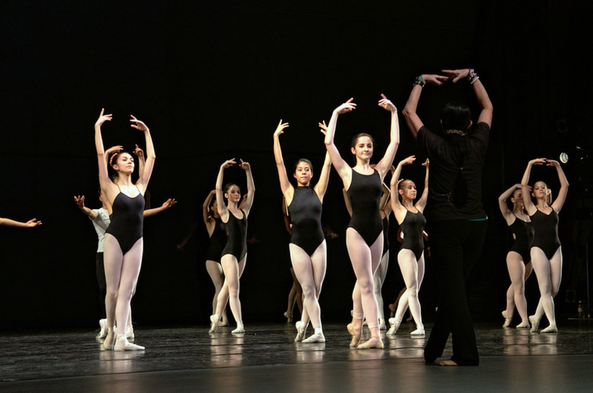 Look for studios with a set dress code, especially for ballet.