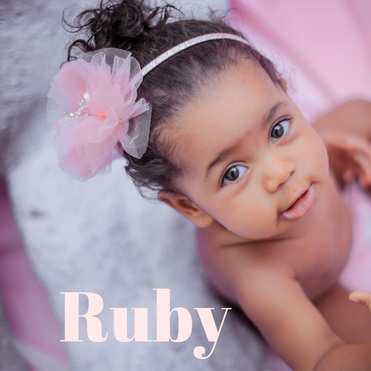 Baby Ruby