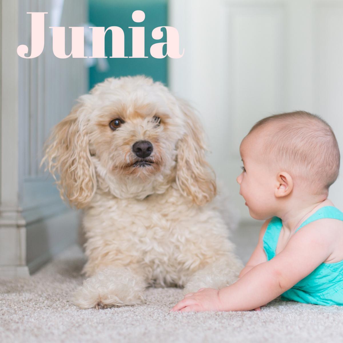 Baby Junia