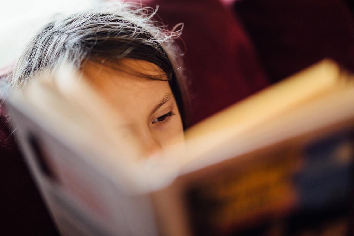 Good writers are also those who read prolifically. Make sure your child sees you reading for pleasure. Convey that reading is not a chore but something fun.
