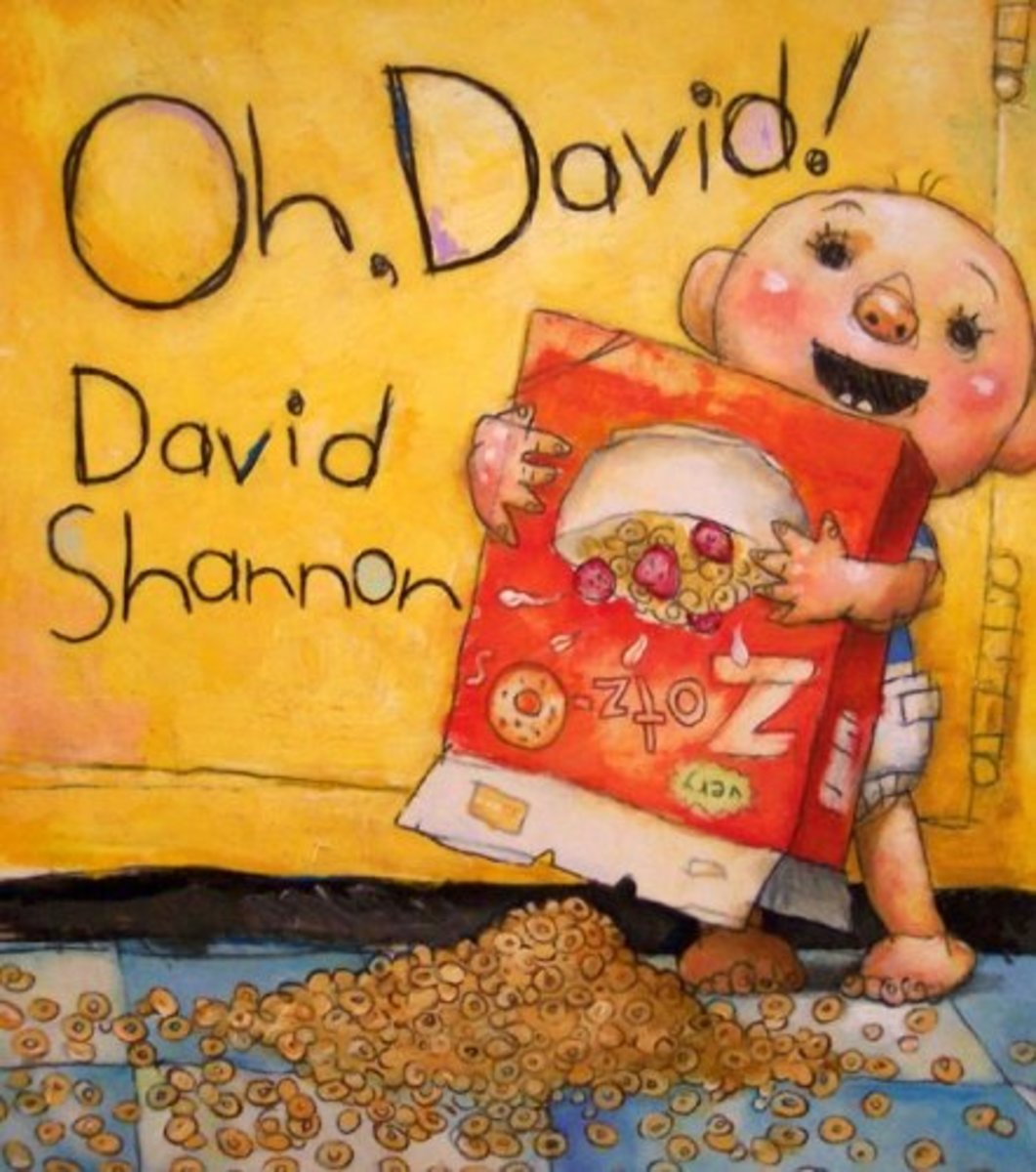 Oh David by David Shannon