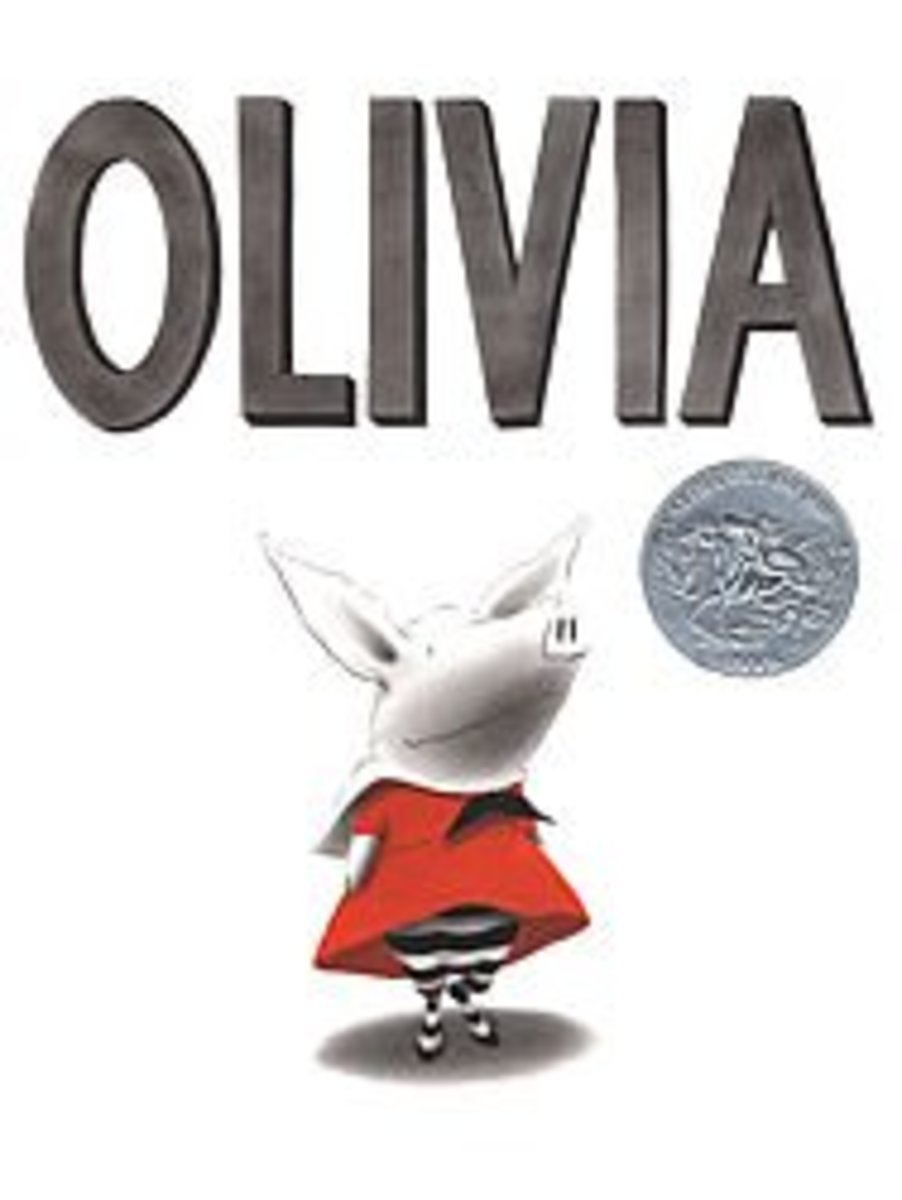 Children's Book Review and Lesson Plan for Ian Falconer's Olivia