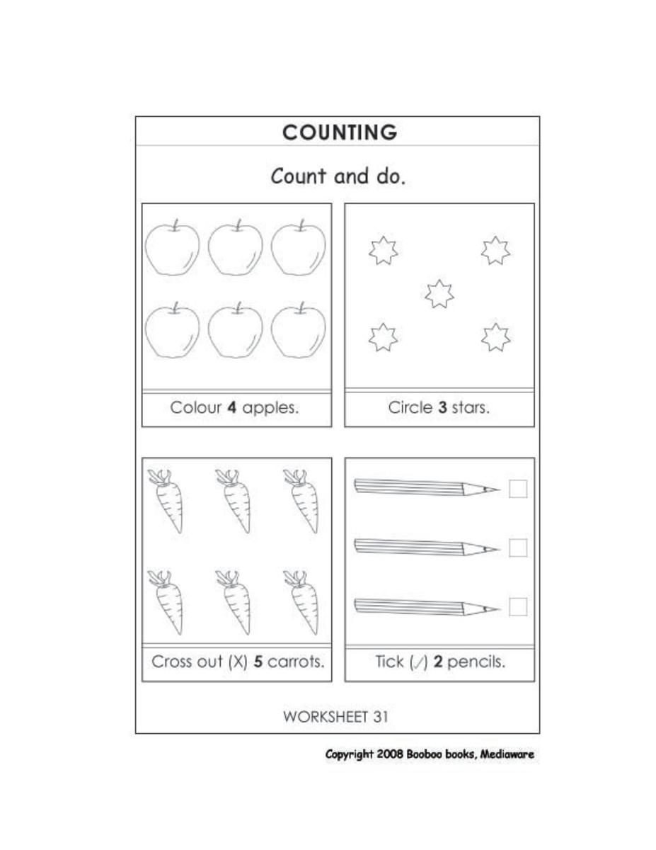 kindergarten-worksheets