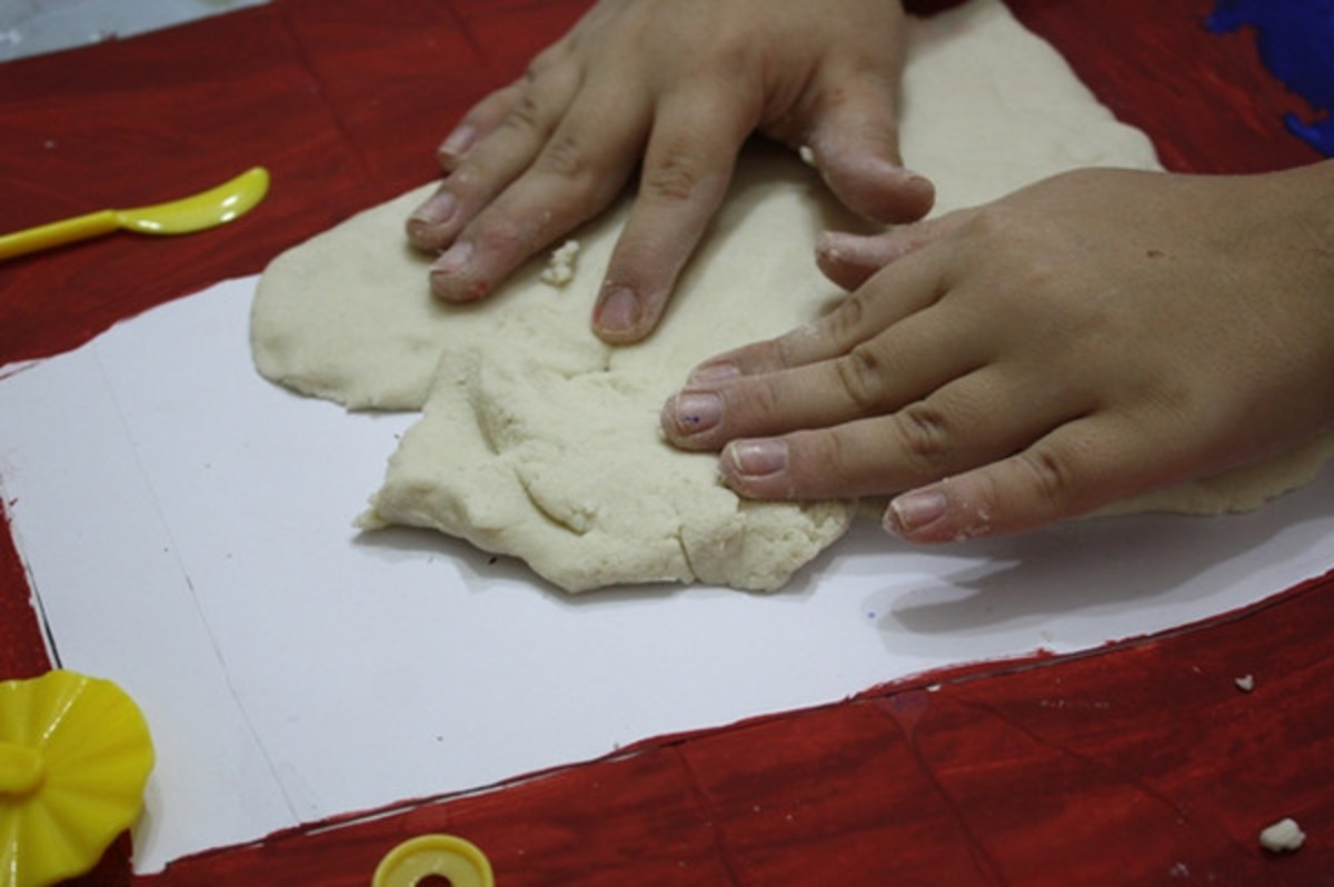 salt-dough-maps