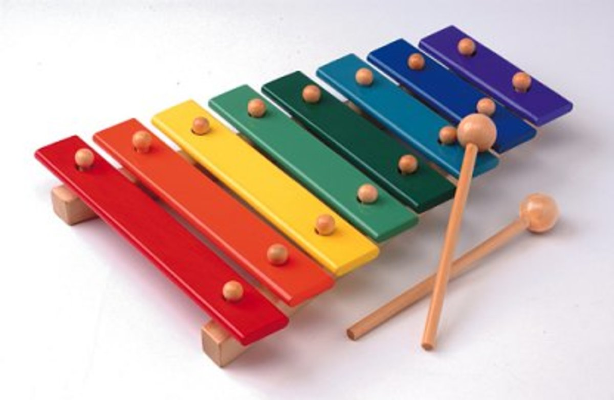 Xylophone for Musical Appreciation