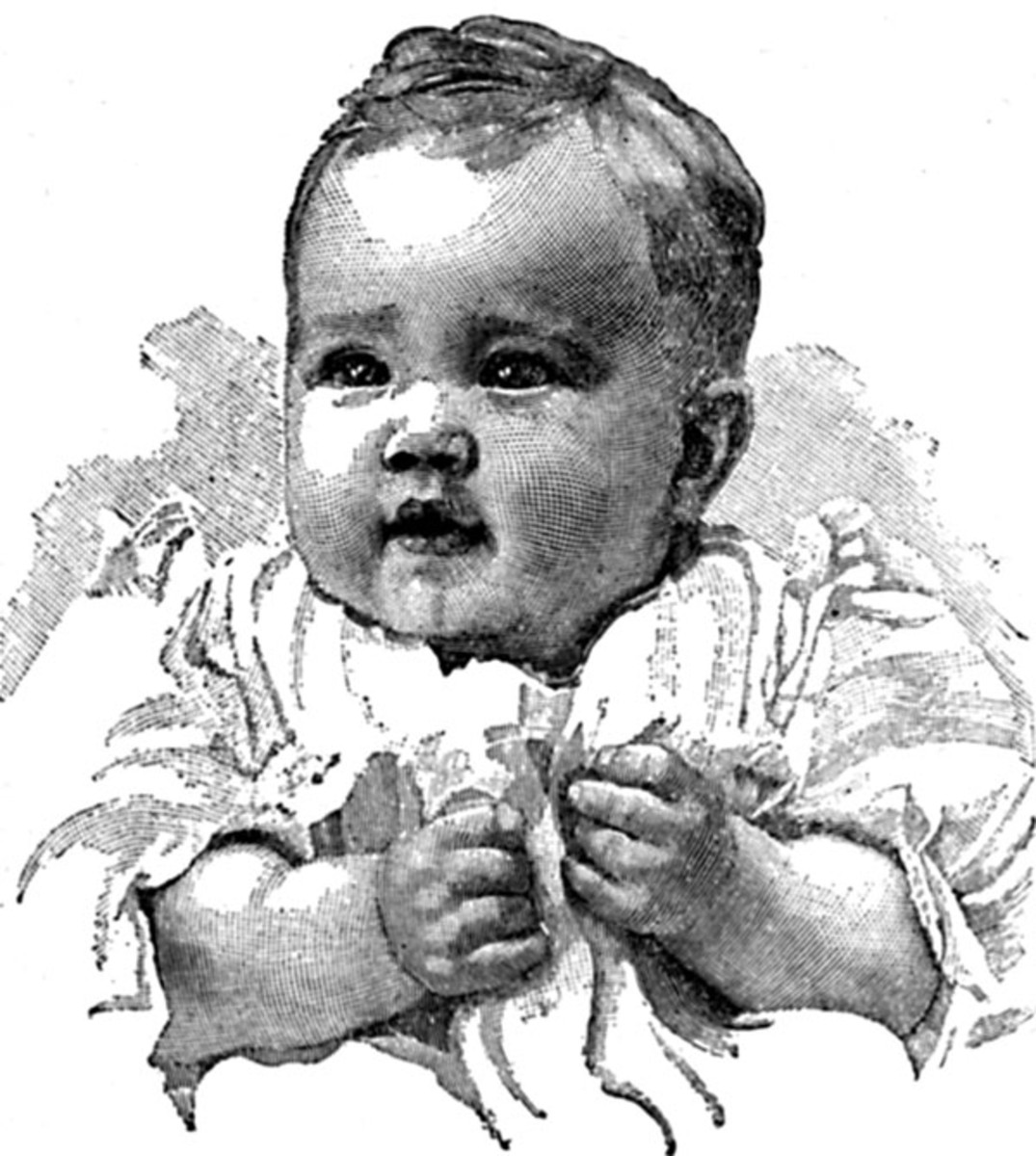 Babies are not all the same at birth - some are real record breakers like the 23 pound infant born though natural birth in 1879.