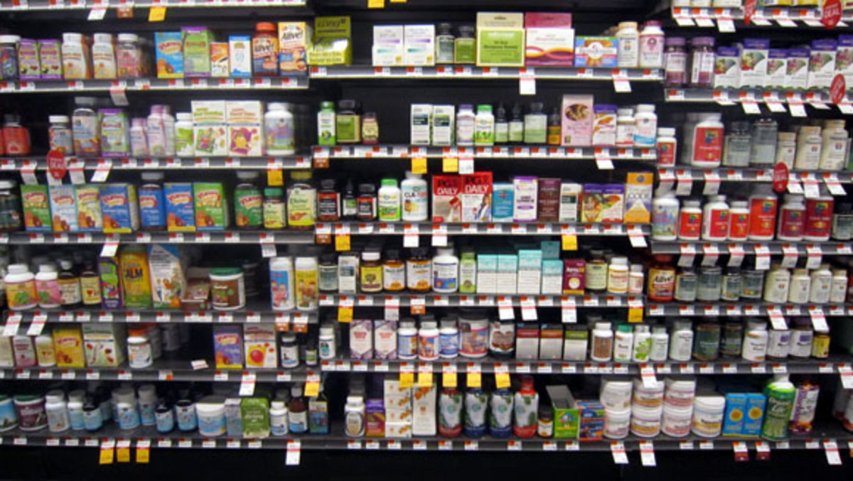 Synthetic supplements are not the best choice for your body or your unborn baby.