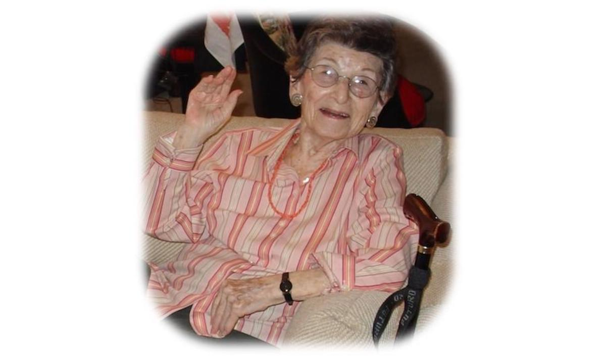 My Dear Aunt at 96