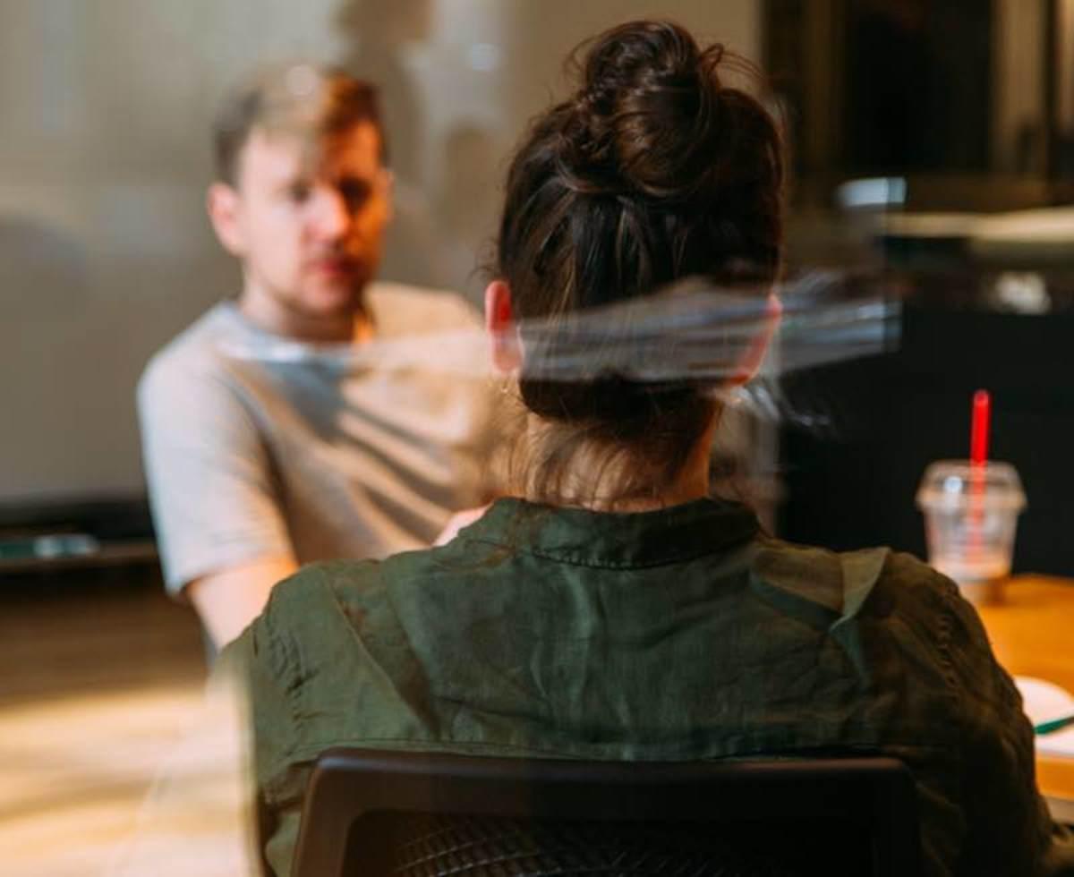 Interview a potential caregiver