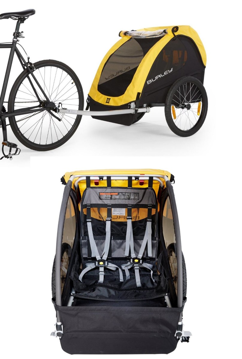 The 5 Best Baby Bike Trailers Wehavekids