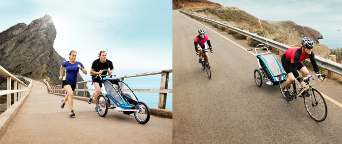 The versatile Thule Chariot