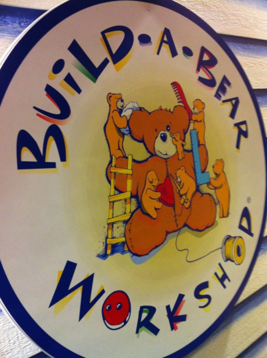'Til Next Time, Build A Bear!