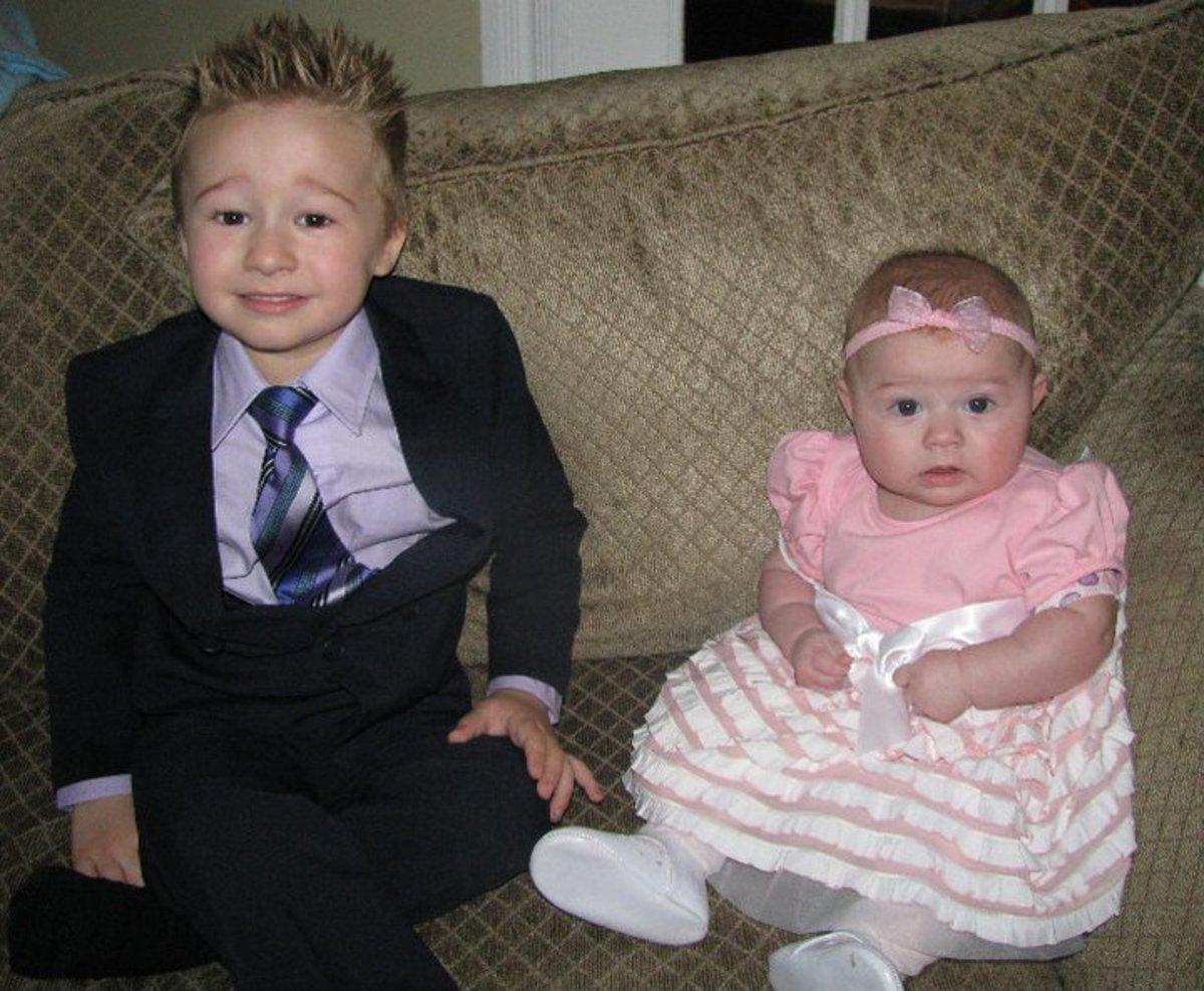My Prince and Little Princess