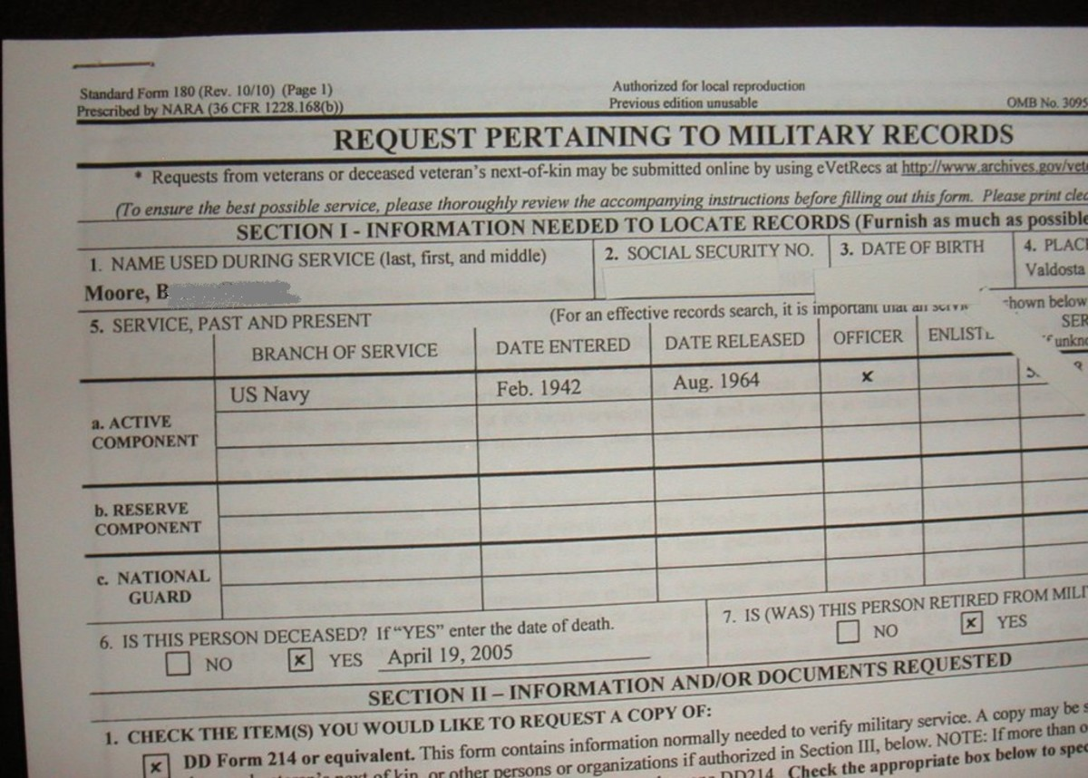 How to Find Military Service Records for Veterans | WeHaveKids