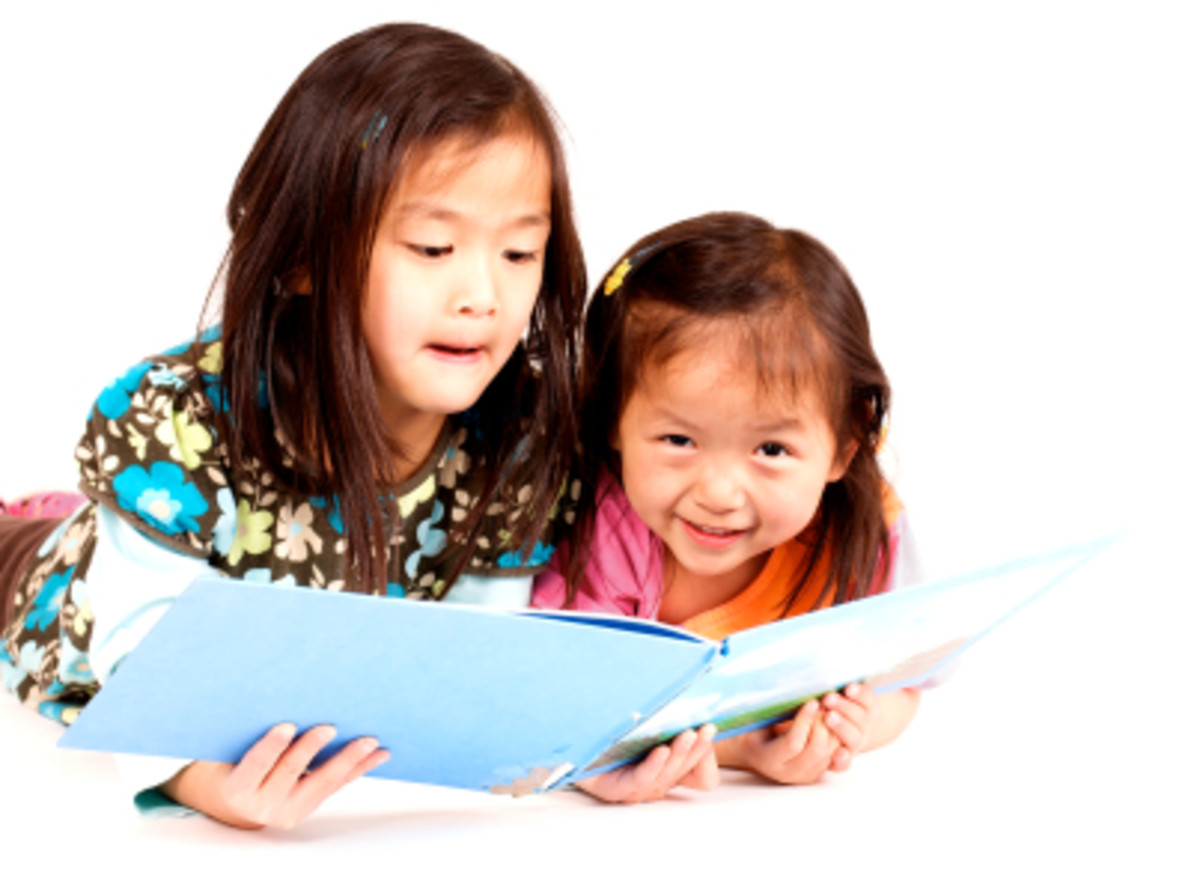 Books and Videos for Families with Children from China