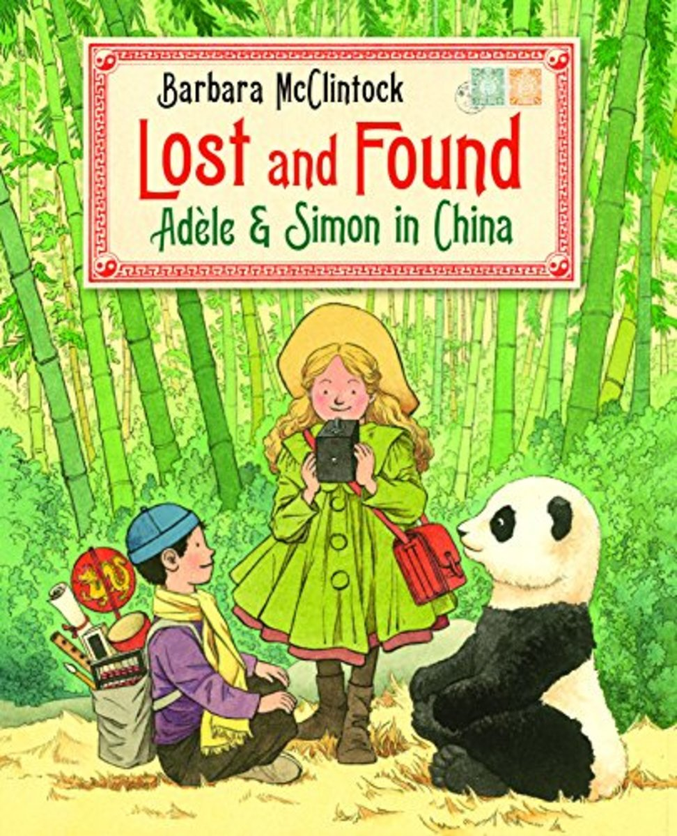 Lost and Found: Adele and Simon in China
