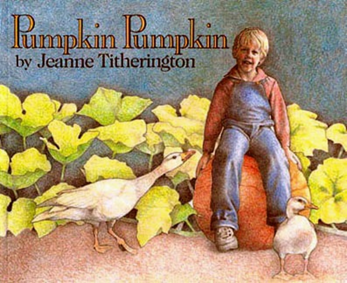 Pumpkin, Pumpkin by Joanne Titherington