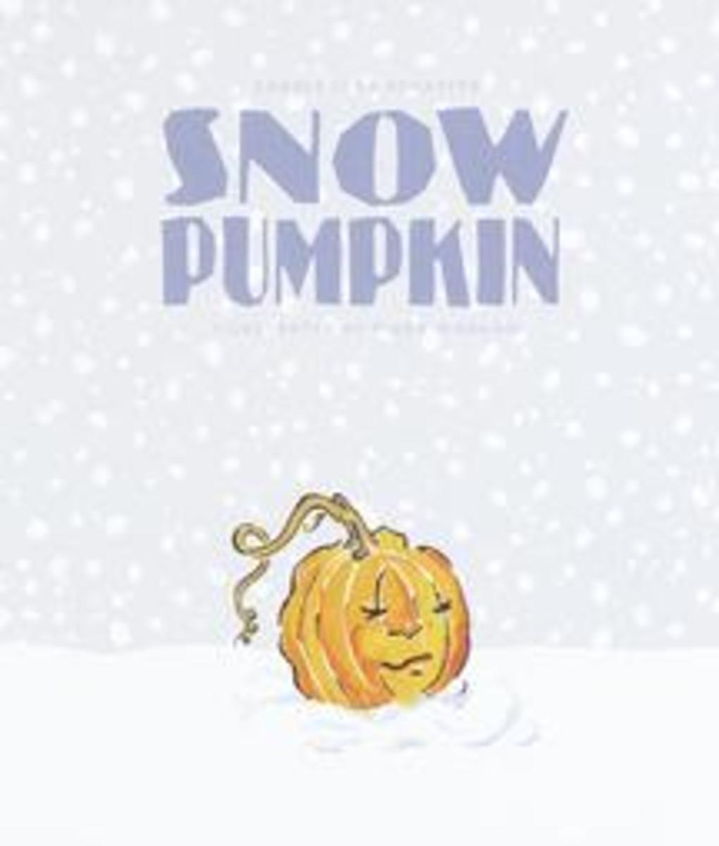 Snow Pumpkin