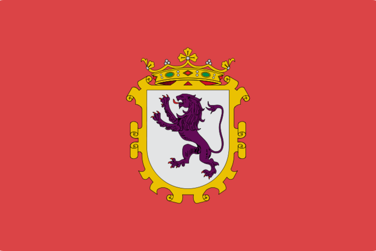 Coat of Arms on a Banner