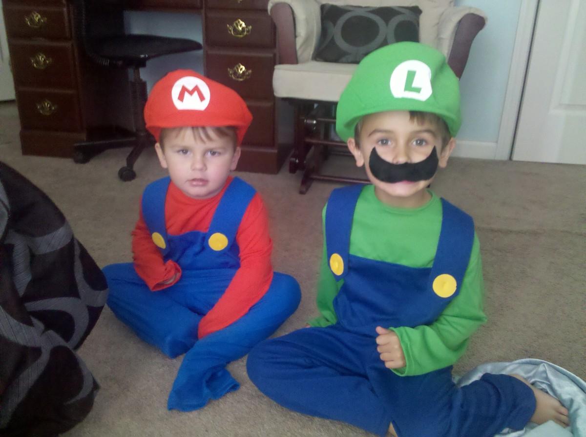 My Heroes - Mario and Luigi