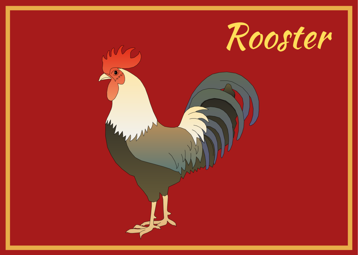 . . . and the Rooster!