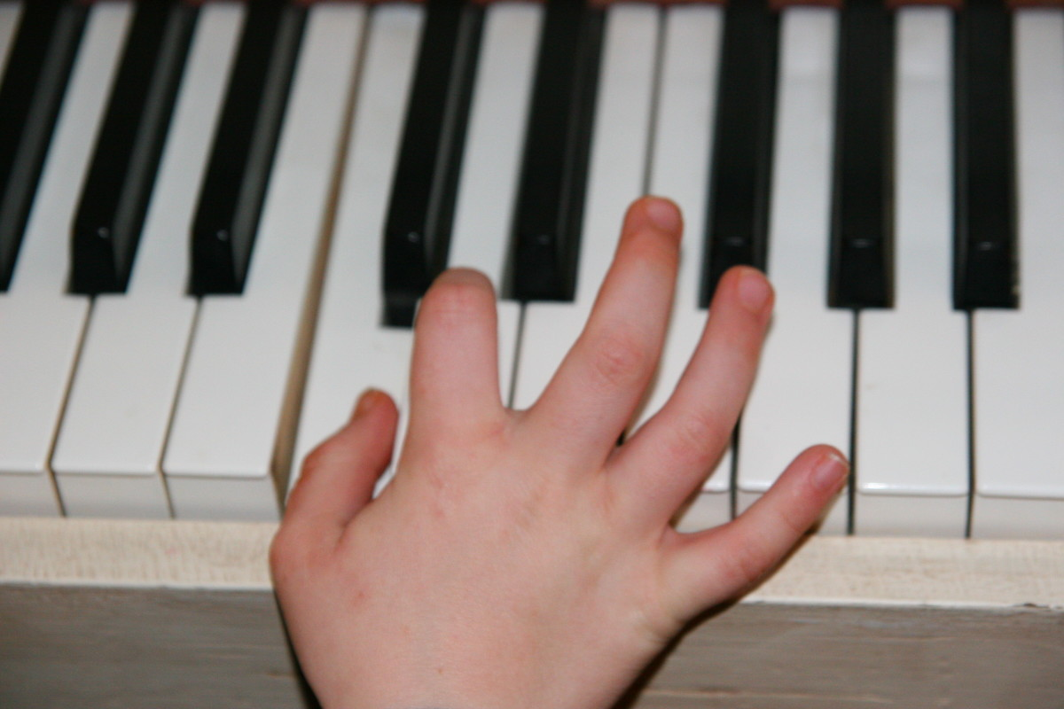 Keeping the schedule free for practice is vital - a child cannot learn an instrument without sufficient practice time!
