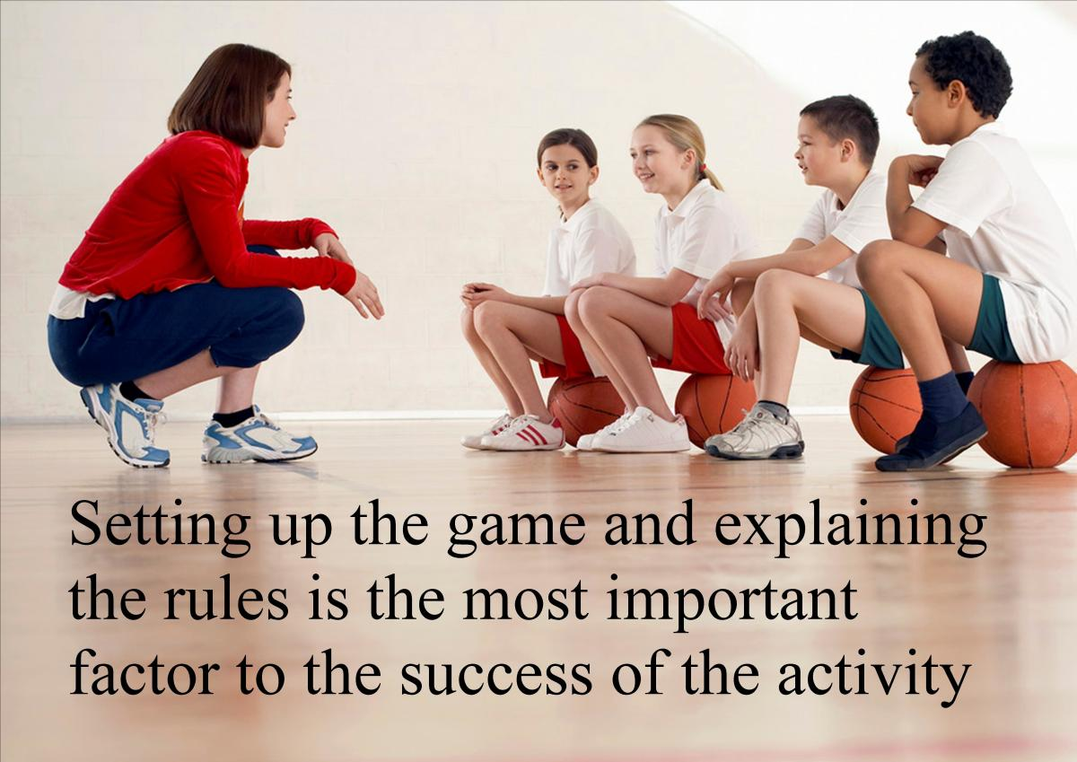 If you're like me, you have learned that the set up and directions of the game are essential. Take the extra time to make sure everyone understands the rules.
