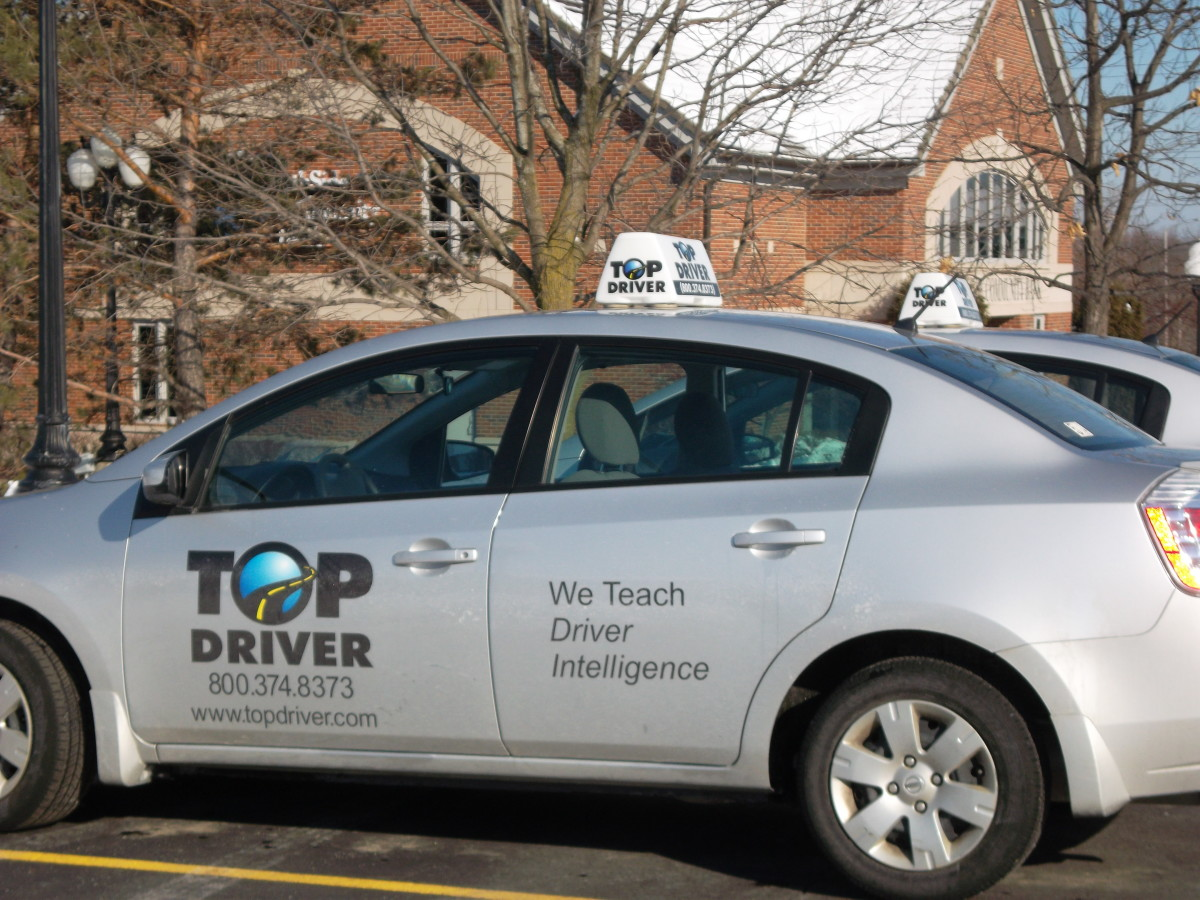 Teen drivers education is often required during the permit learning phase of graduated license programs for teenage drivers.