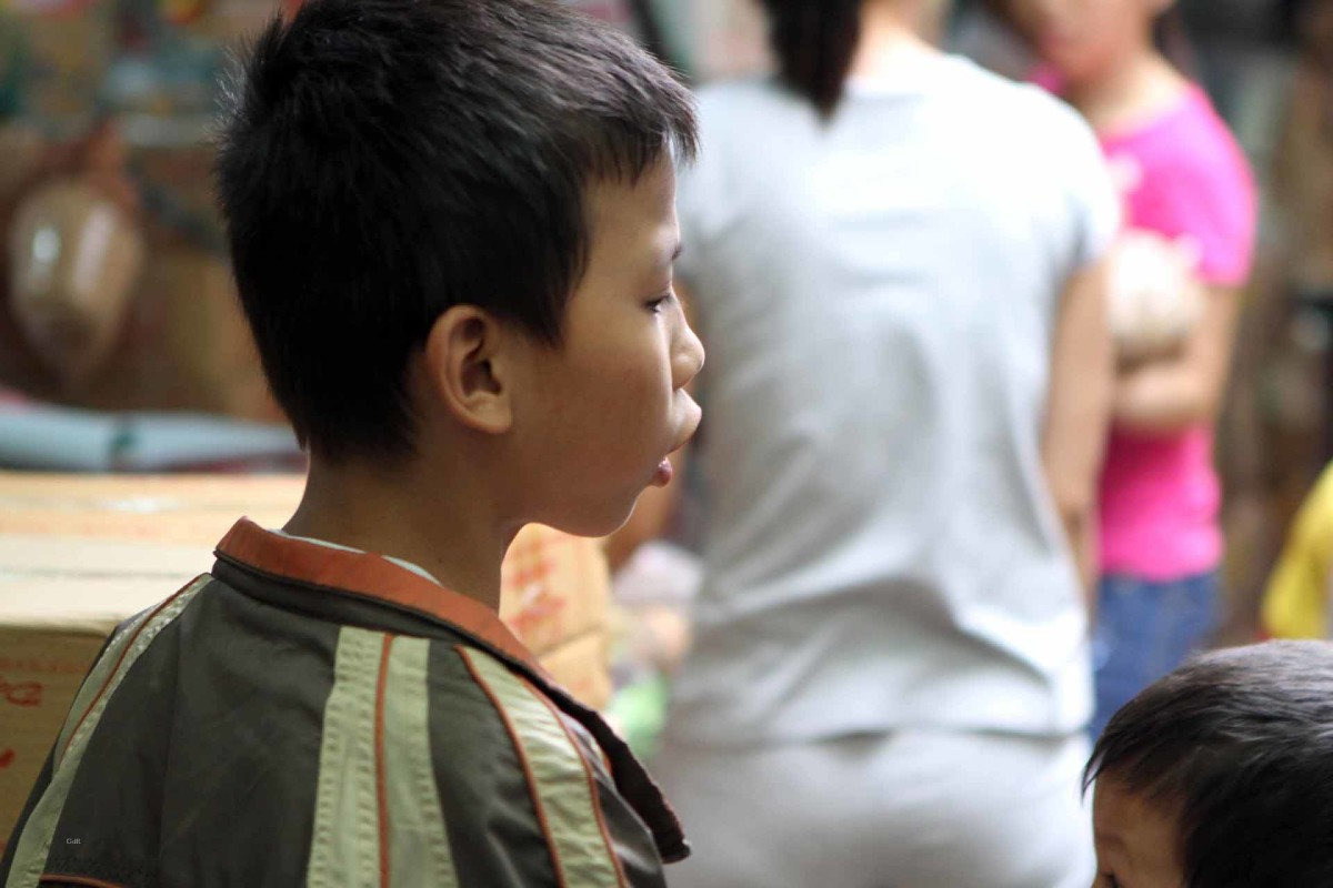 In 1997, the Vietnamese government deemed working to not be in a child's best interests.