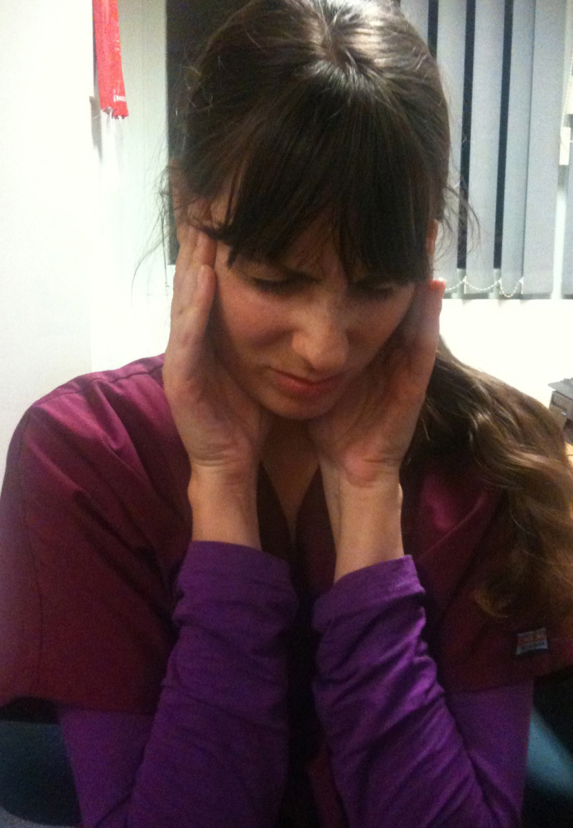 Headaches are a common event in early pregnancy.