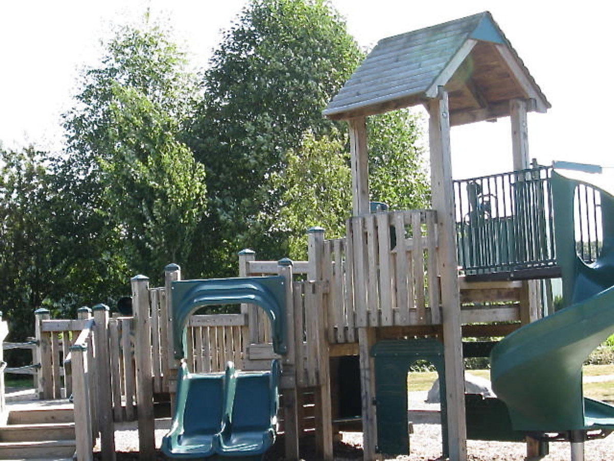 Natural playgrounds for children advantages and problems - Natural playgrounds for children ...