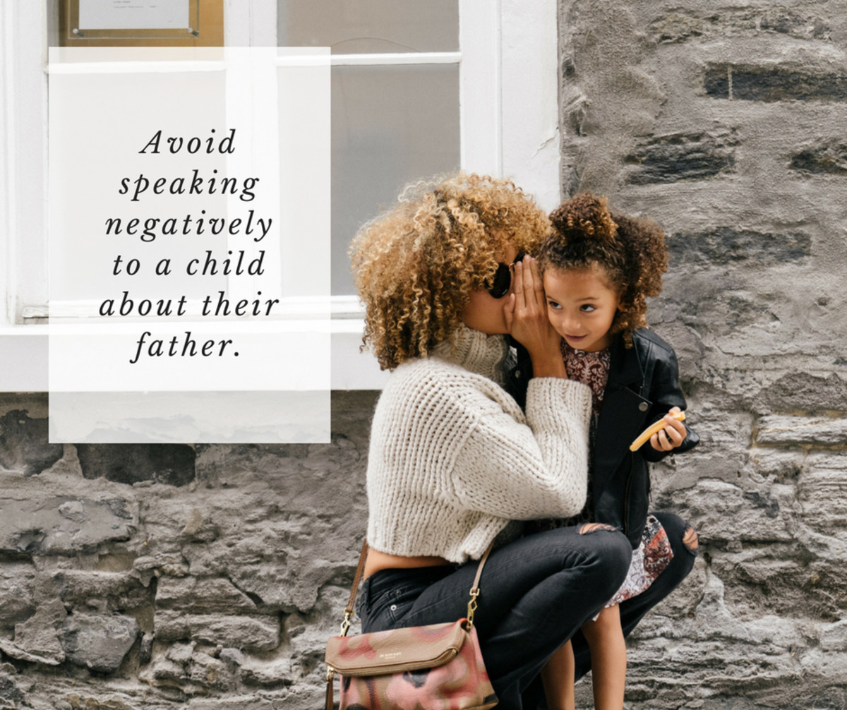 A child's self-esteem can be directly linked to how they believe their father perceives them.