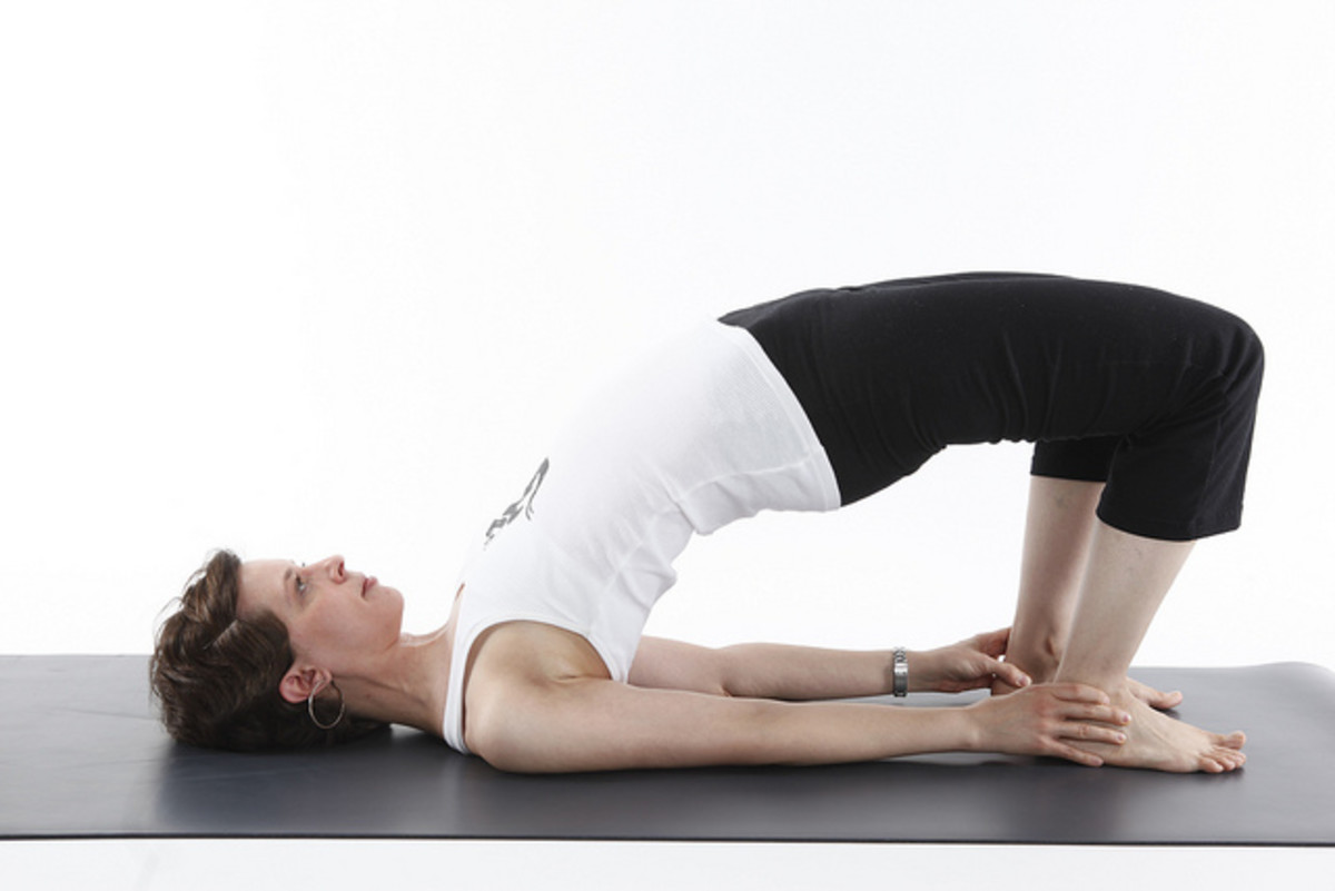 Hatha Yoga Poses For Fertility
