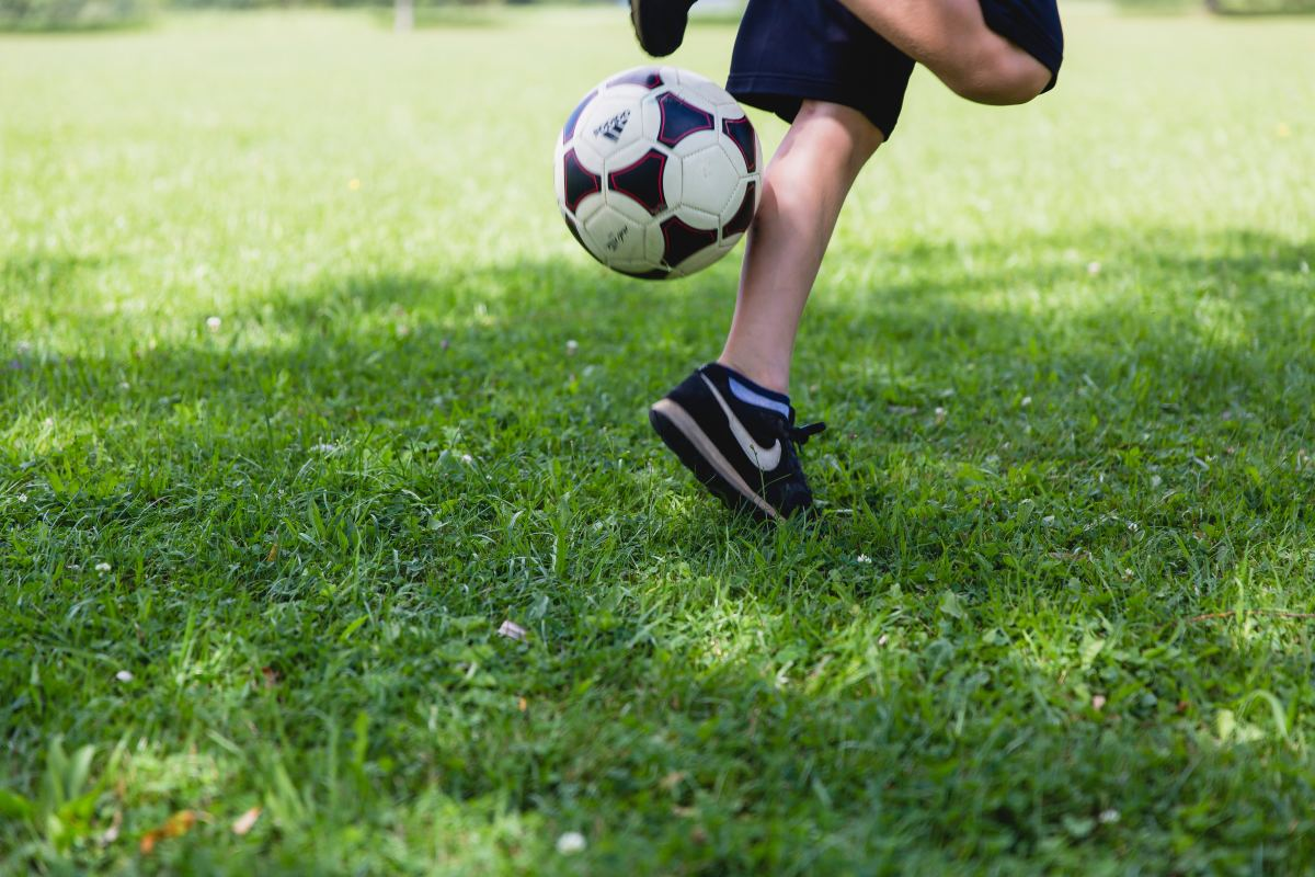 Don't let a love of sports hold you back from homeschooling. Most areas have their own homeschool teams or the opportunity to join the public school teams without attending public school classes.