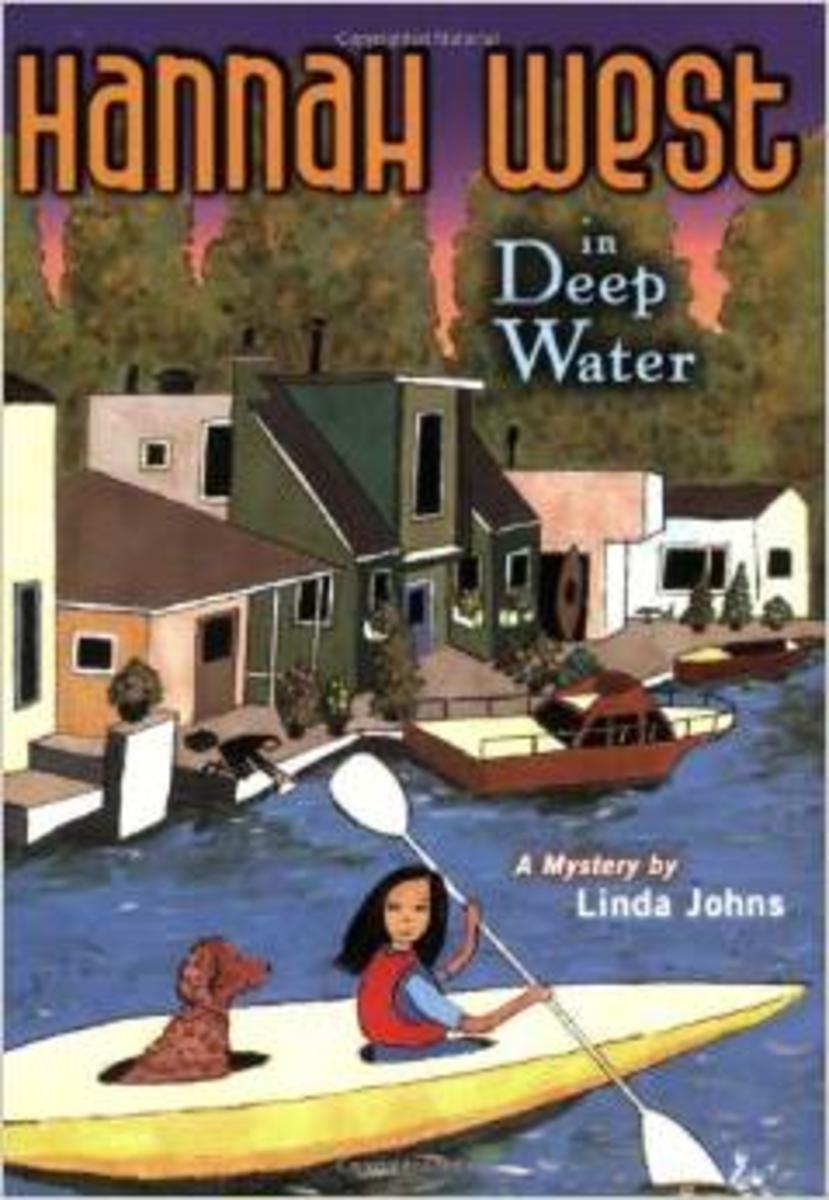 Hannah West in Deep Water