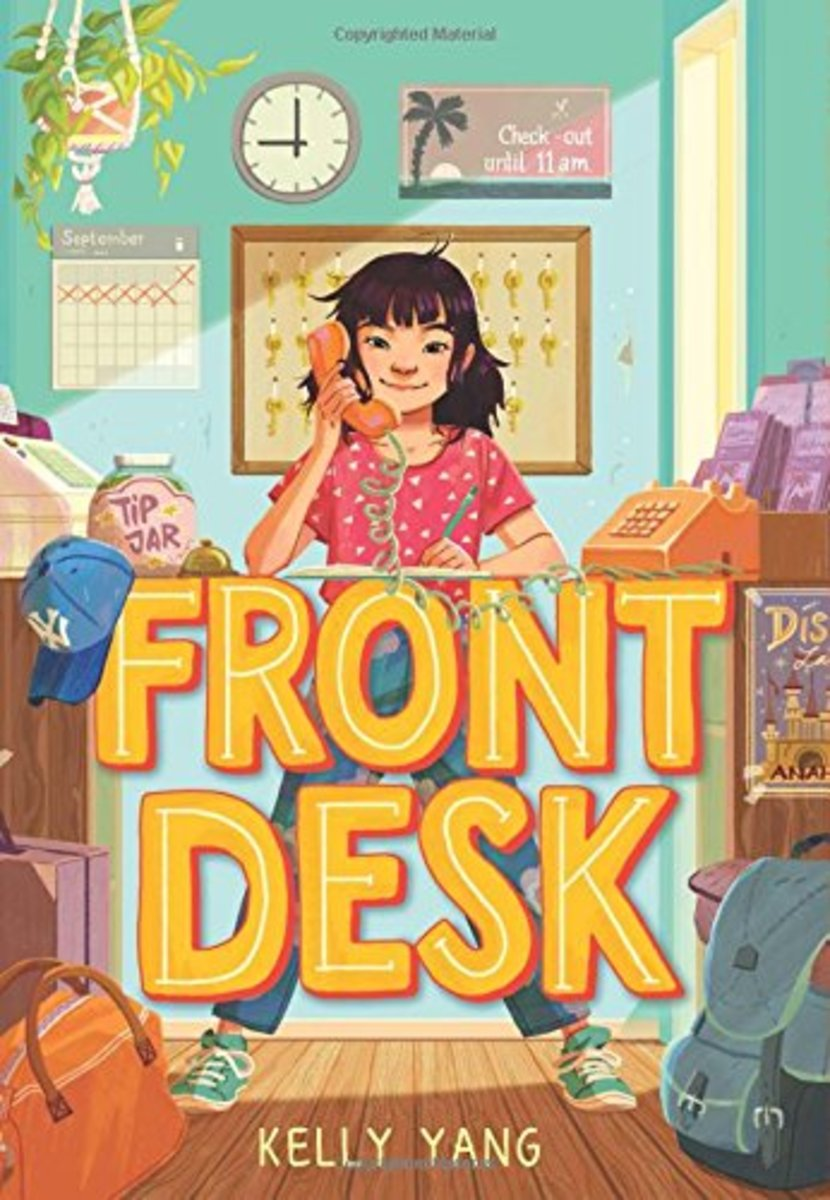 Front Desk, by Kelly Yang