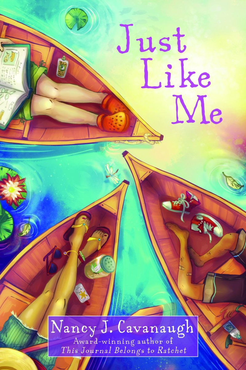 Just Like Me by Nancy Cavanaugh