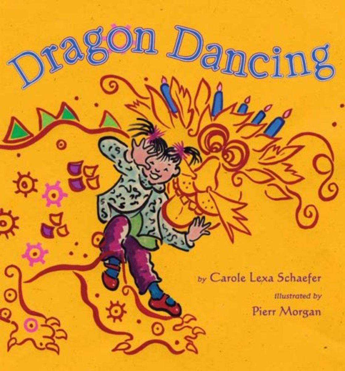Dragon Dancing by Carole Lexa Schaefer