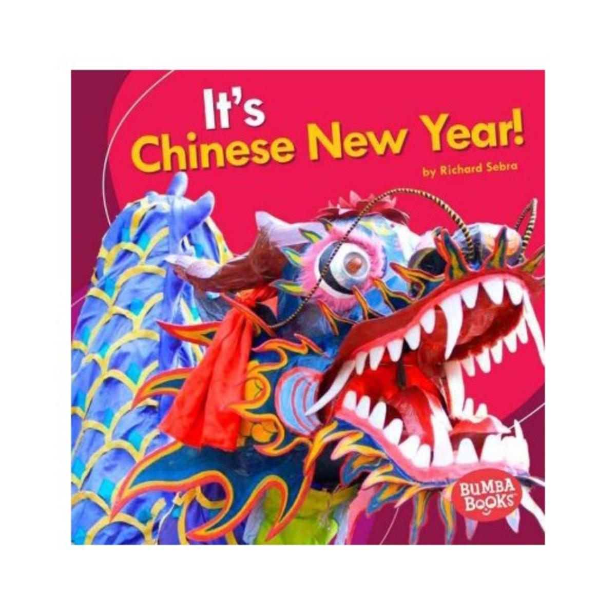 It's Chinese New Year! by Richard Sebra
