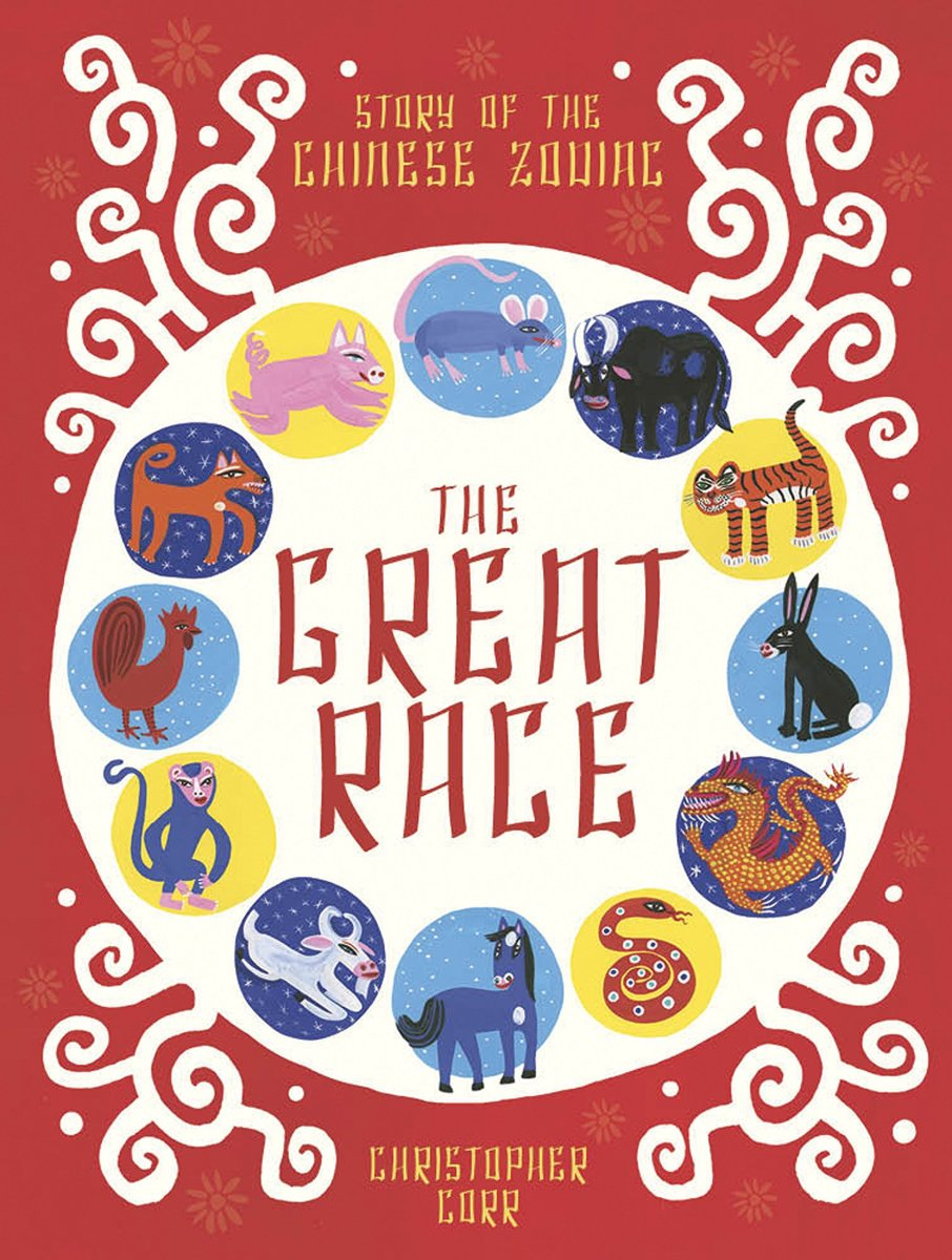The Great Race by Christopher Corr