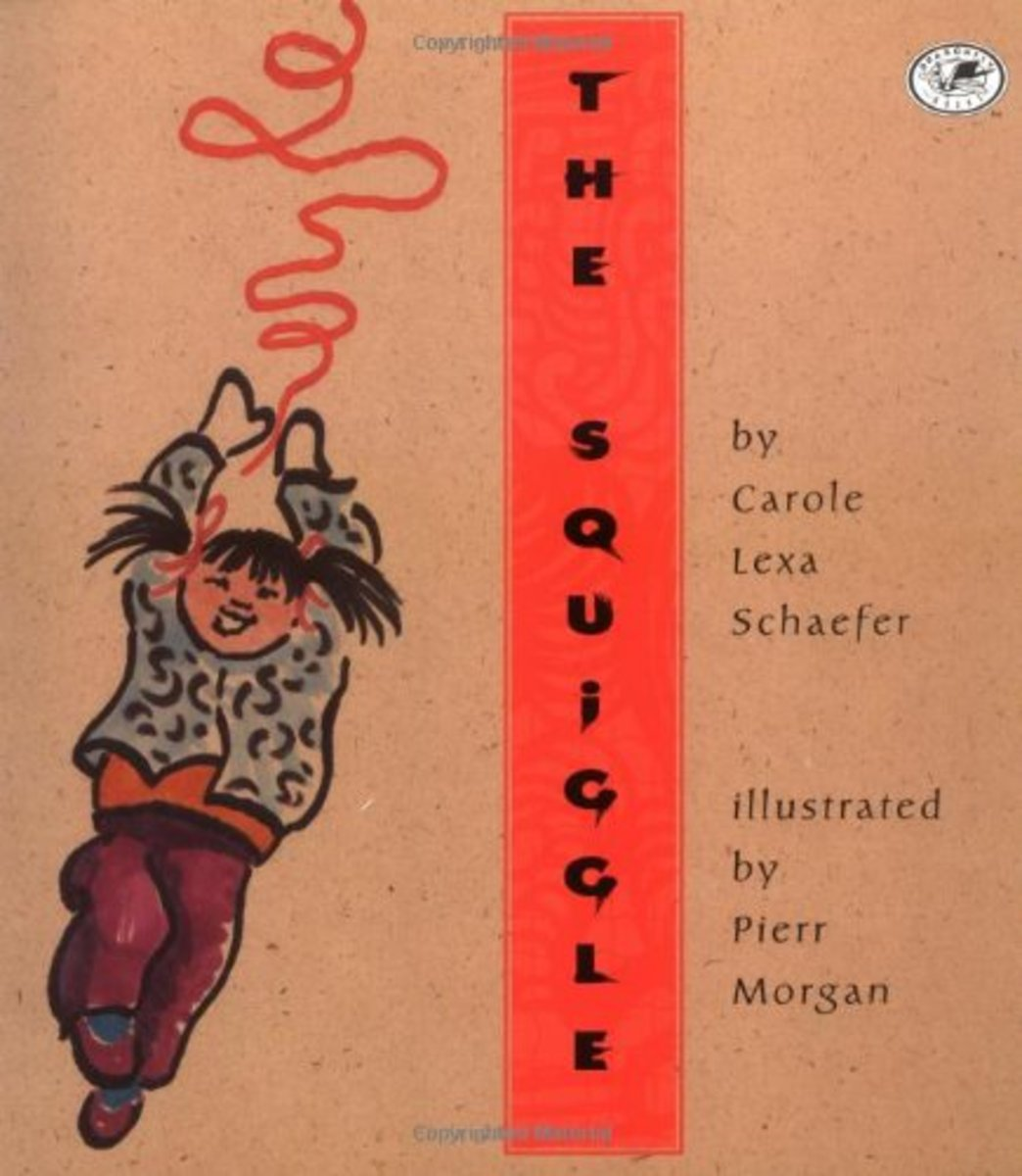 The Squiggle by Carole Lexa Schaefer