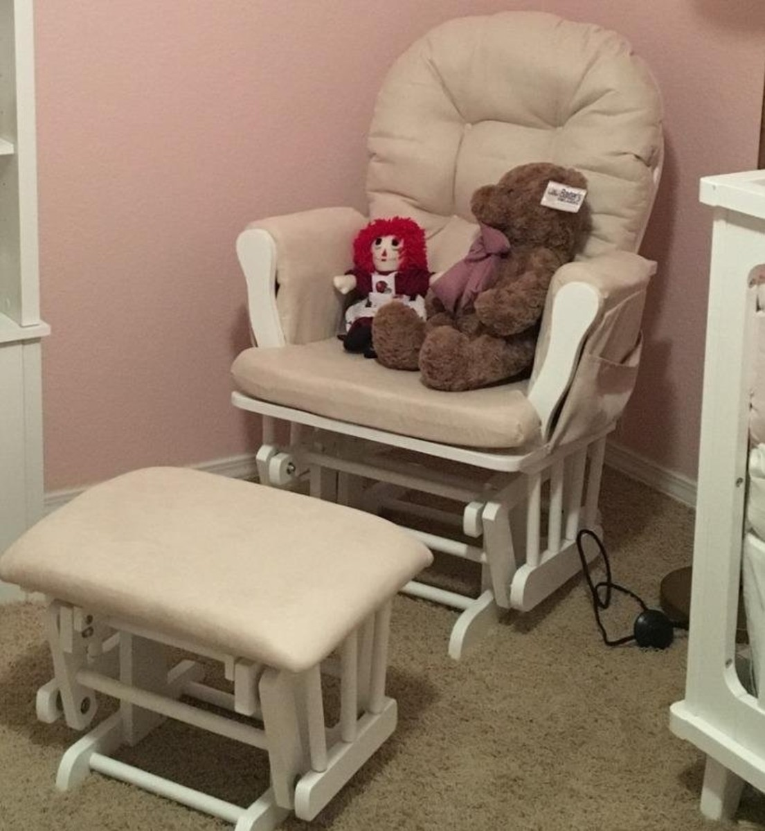 The 3 Best Budget Nursery Glider And Ottoman Combos For