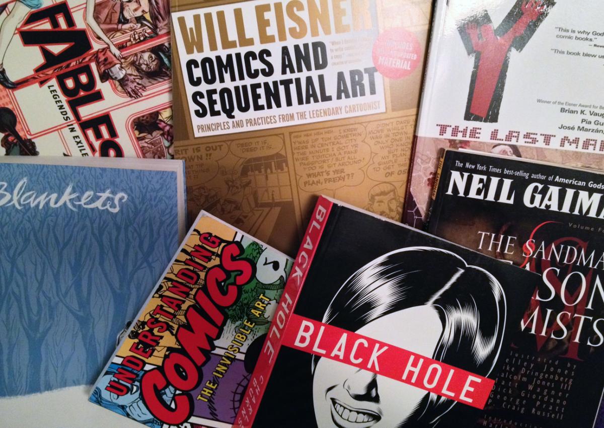 Starter Comic Books for Female Readers