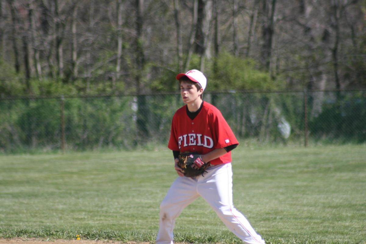 Baseball players love to stay moving and hate being bored. Especially at a young age.
