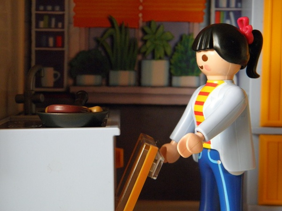 Toy Cook and Kitchen