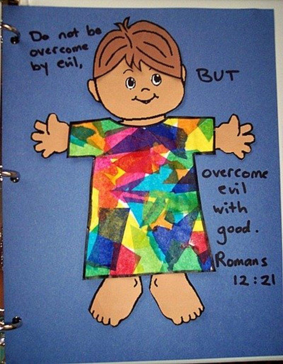 49 Outstanding Christian Craft Ideas for Kids | WeHaveKids
