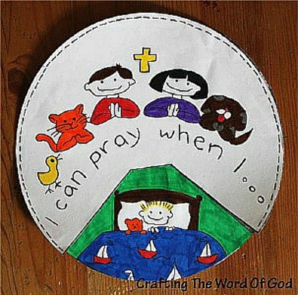 49 Outstanding Christian Craft Ideas For Kids Wehavekids