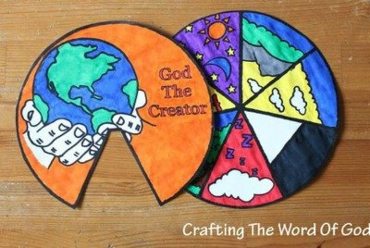 49 Outstanding Christian Craft Ideas for Kids | WeHaveKids